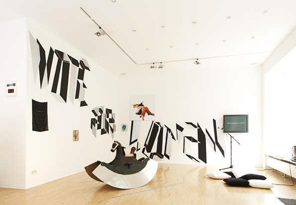 Ausstellungsansicht, Foto: Holger Albrich